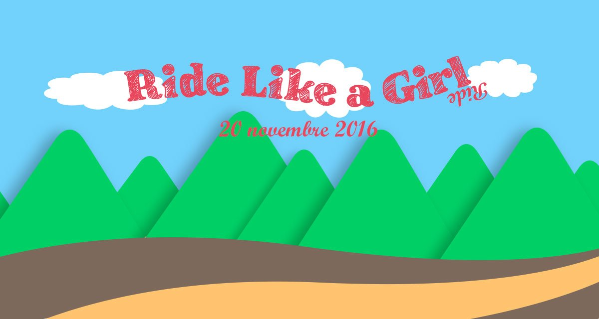 banner ride like a girl project