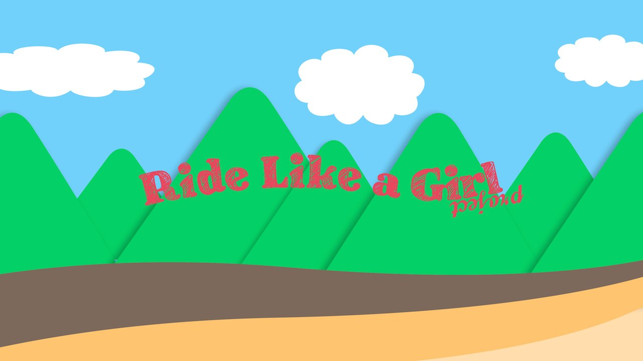 evento ride like a girl project euganei