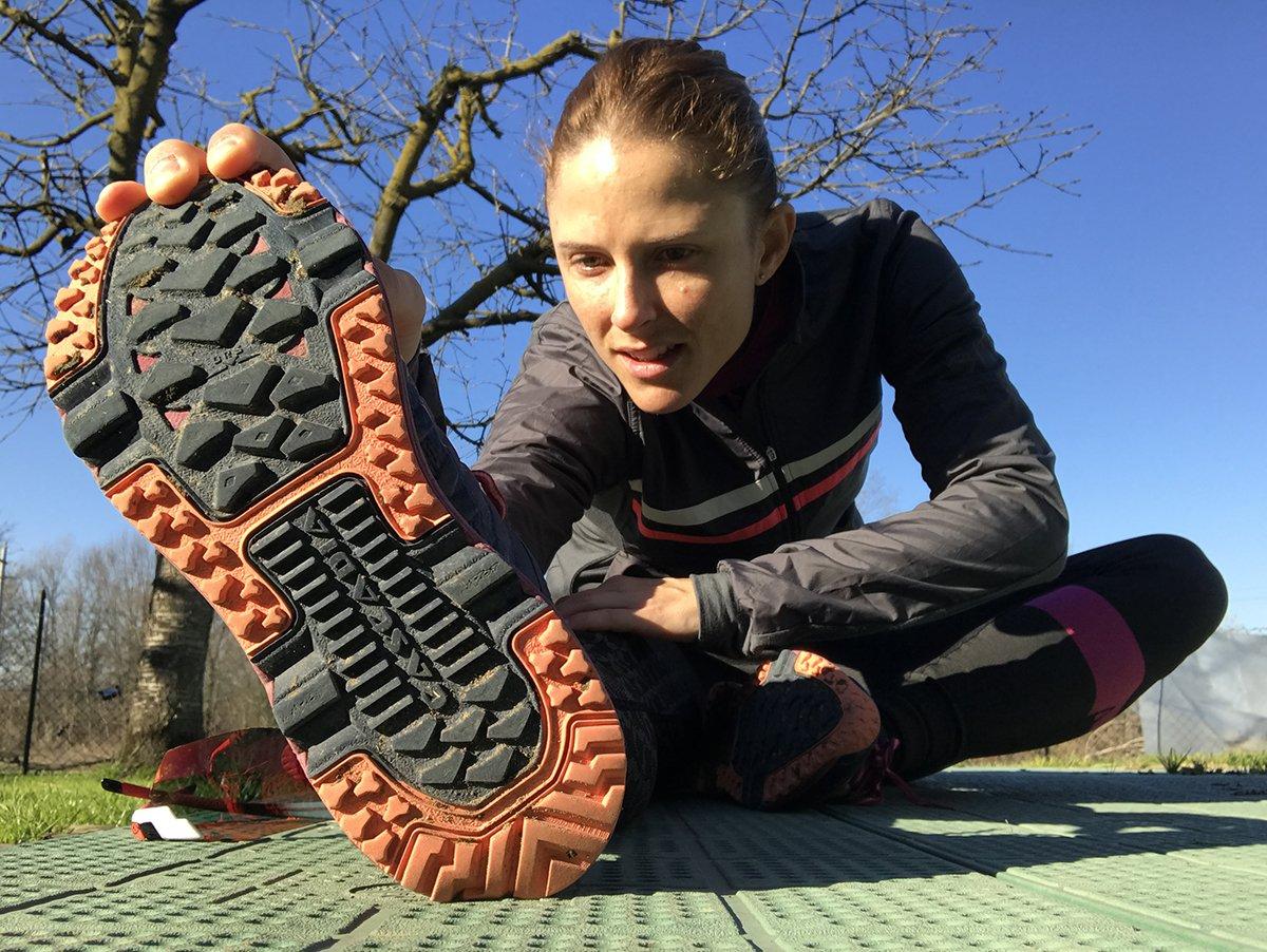 allenamento invernale si consiglia di scegliere delle scarpe adatte per il trail running