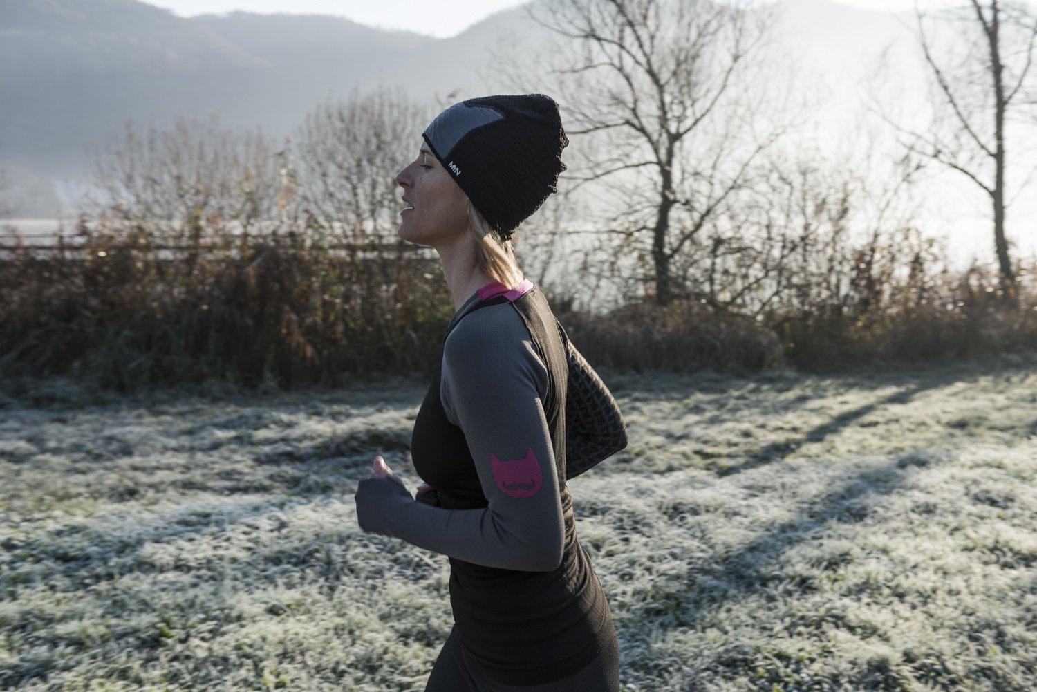 allenamento invernale il trail running