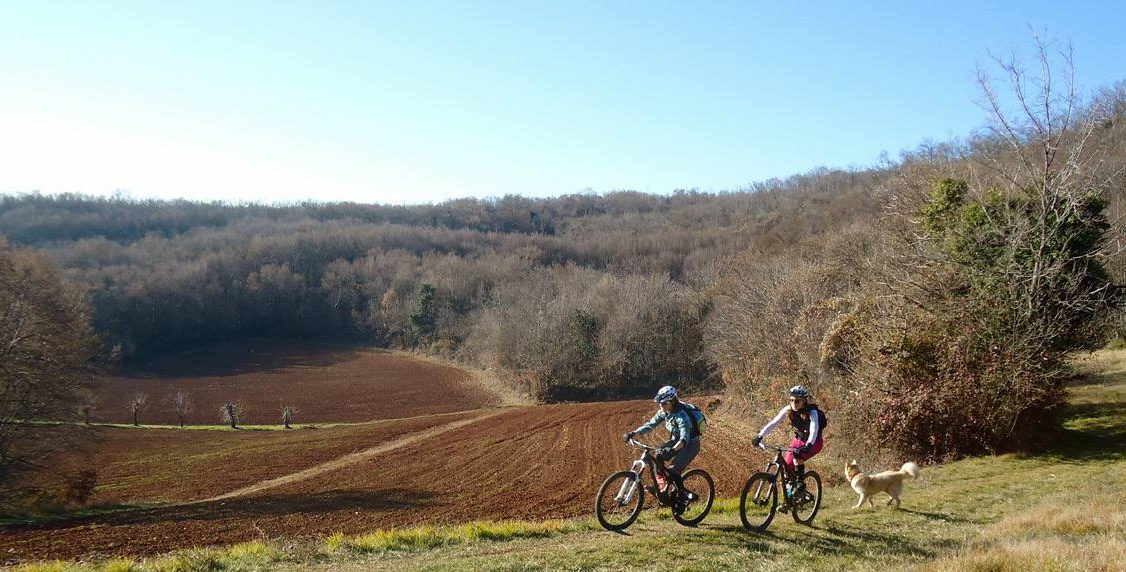 donne in bici sui colli berici con ride like a girl project