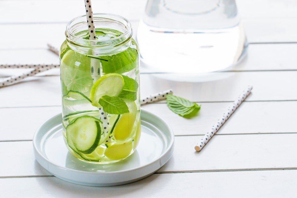 idratazione fai da te dissetante