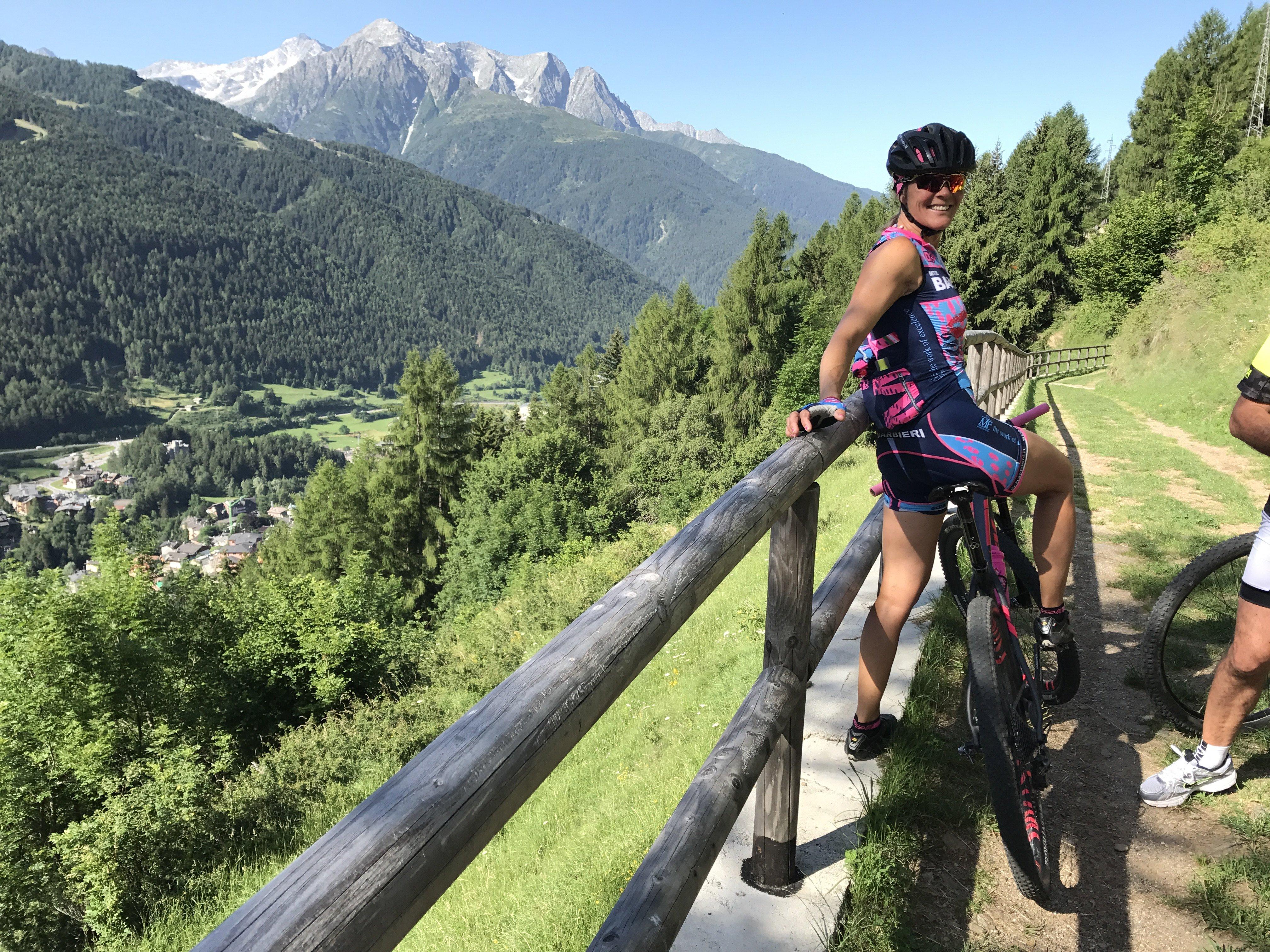 Paola Pezzo Ponte di Legno