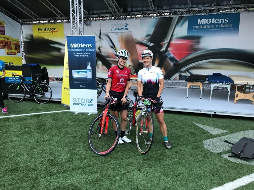 deejay 100 con Paola di Bike Habits