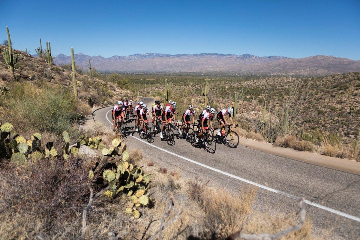 Fundacion Contador in azione a Tucson Arizona