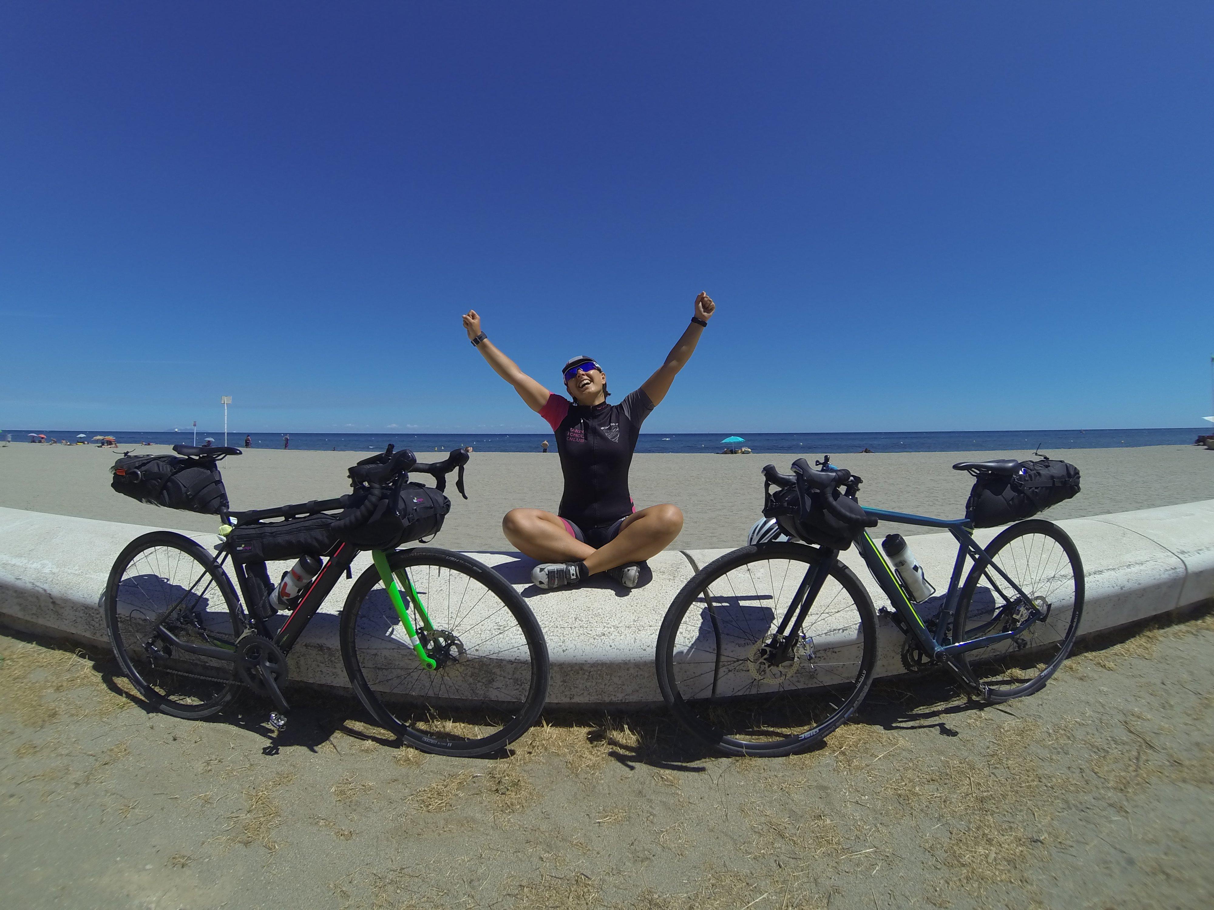 GrilStories: Giulia De Maio, un ex ciclista e ora giornalista