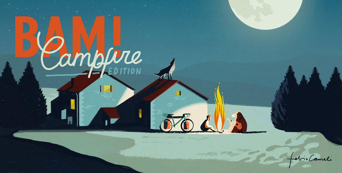 Ullustrazione del BAM! Campfire edition